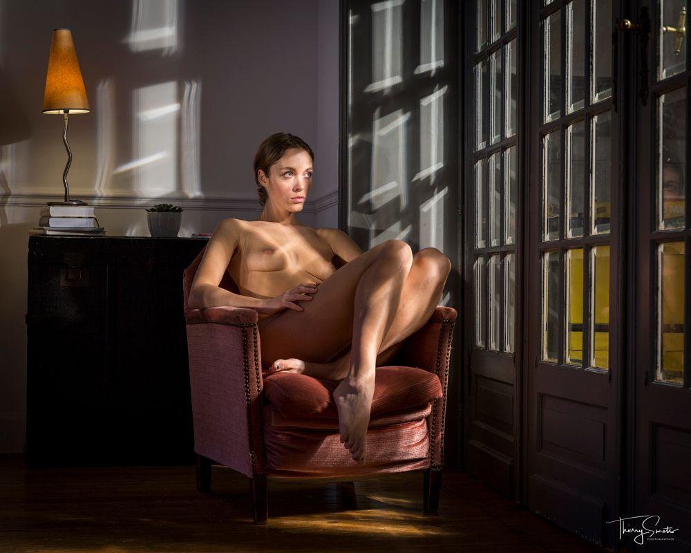 Photo in Nude #artnude #nudeart #nude #naked #nue #sexy #sensual #sensuality #model #woman #girl #romantic #feet #barefoot #beauty