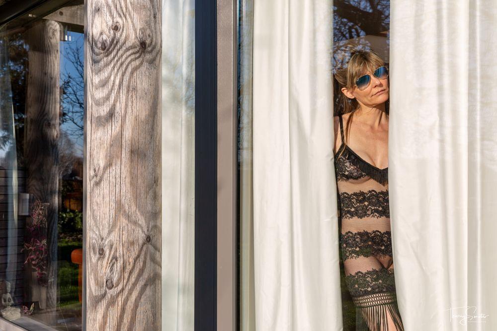 Photo in Portrait #lingerie #underwear #sexy #sensual #sensuality #model #woman #girl #mature