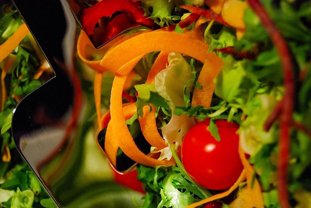 Photo in Still Life #food #italy #salad #stilllife #color #beautiful