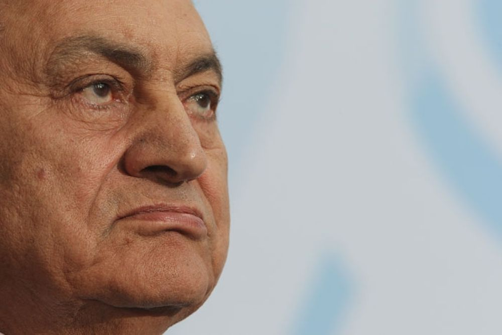 Photo in Random #mubarak