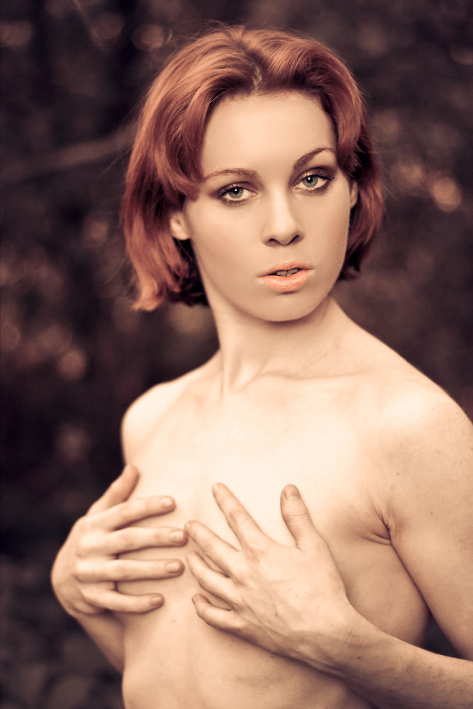 Photo in Random #beautiful #hot #forest #sexy #topless