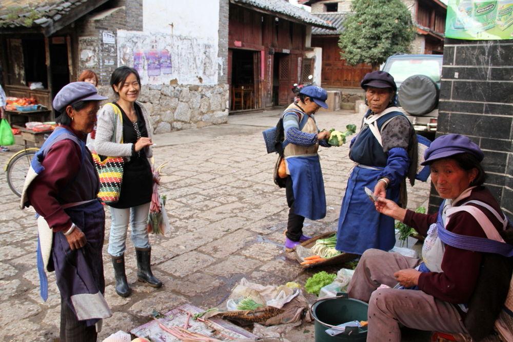 Photo in Random #yunnan - baisha village - by l
