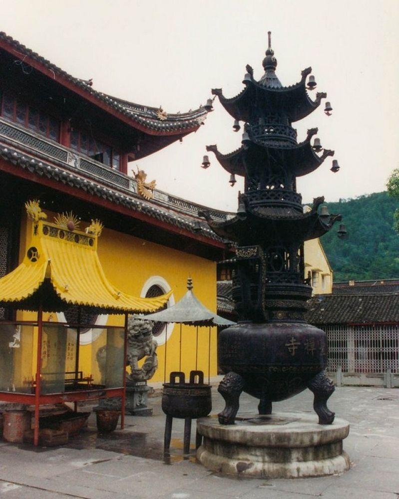 Photo in Random #zhejiang - xikou chiang kai-sh
