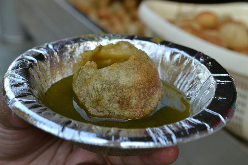 Photo in Random #streetfood #streetphotography #panipuri #golgappe #india #varanasi