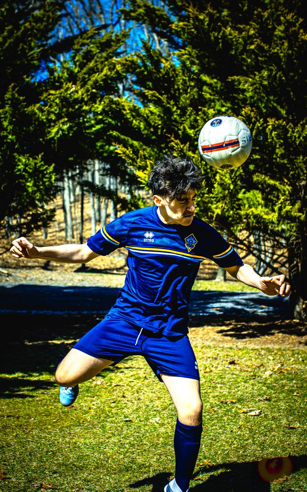 Photo in Sports #player #soccer #football #boy #player #ball #sigma #nikon #sport #game