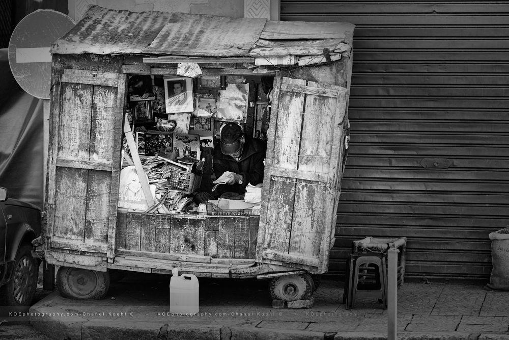 Photo in Cityscape #joural #boutique #magasin #homme #vendeur #maroc #canon 5d