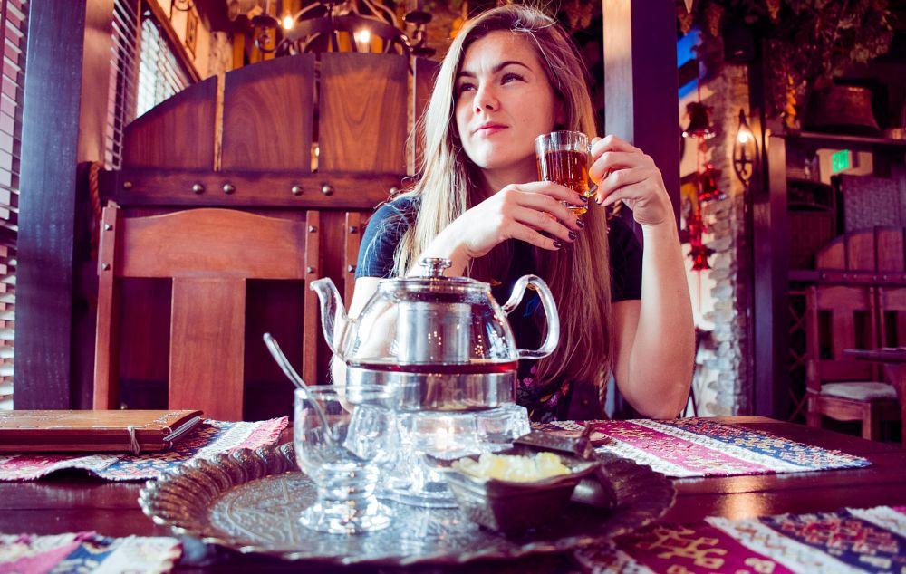 Photo in Random #portrait #teatime #tea