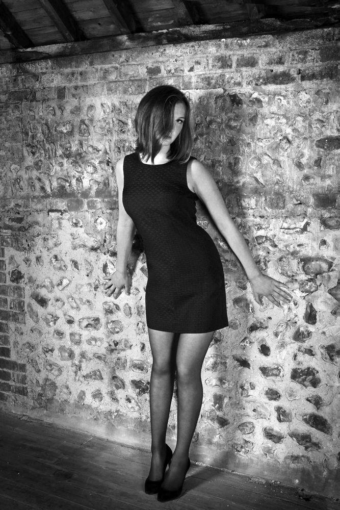 Photo in Fashion #woman #legs #stockings #nylon #heels #dress #sexy #sensual #indoor #fetish #fashion