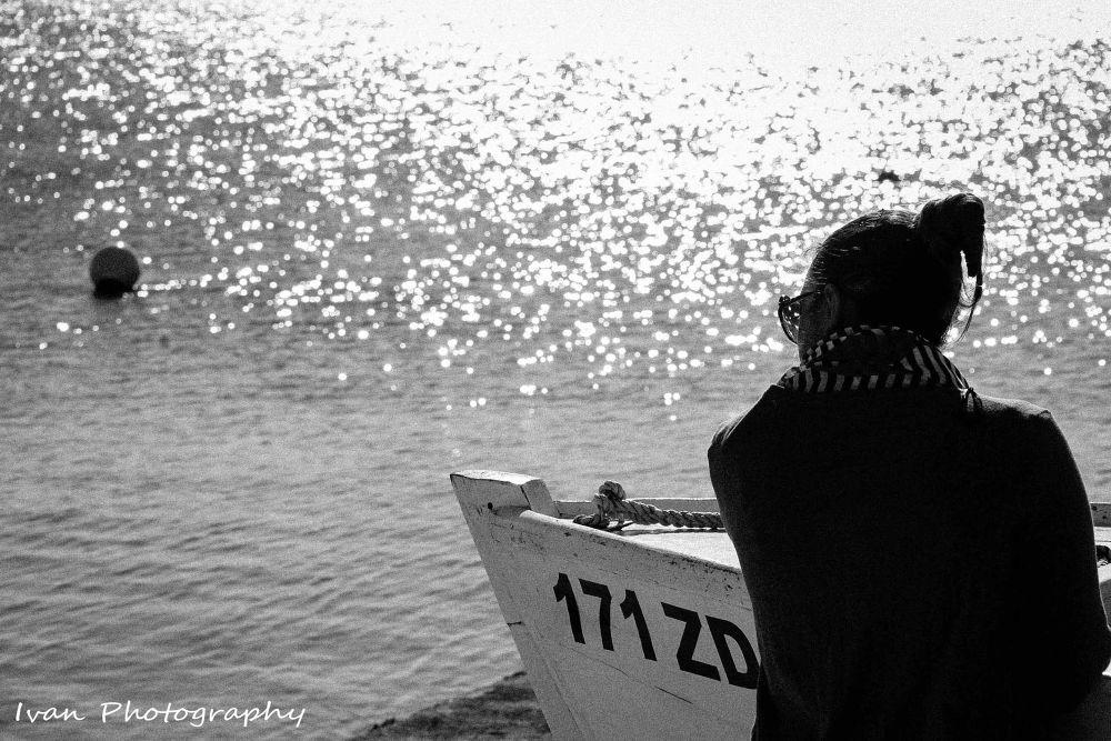 Photo in Random #ivanphotography #sea