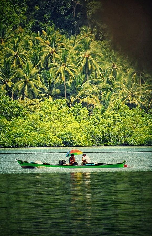 Photo in Family #fisherman #island #nature #people