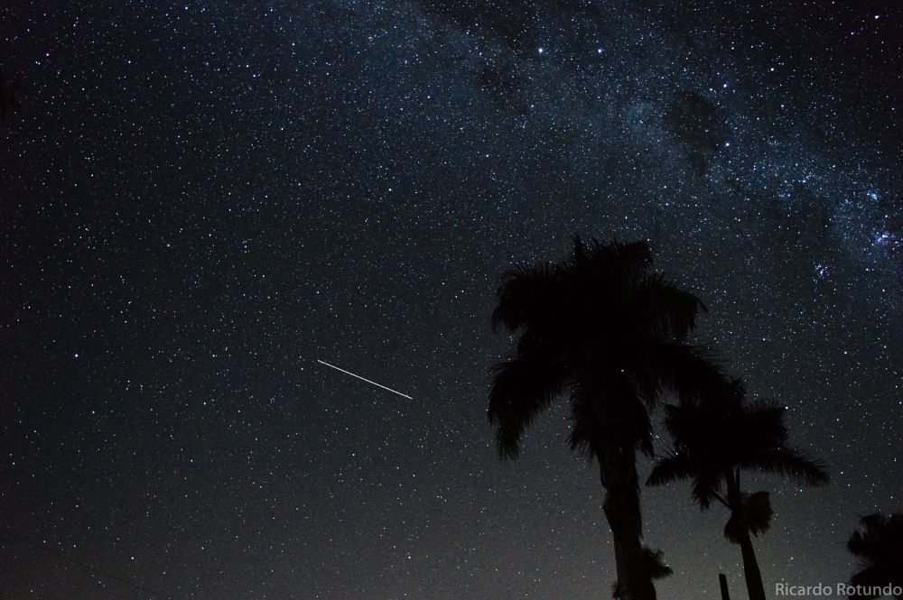 Photo in Astrophotography #sky #landscape #night #nature #longexposition #longexposure #tree #stars #astrophotography #natgeo