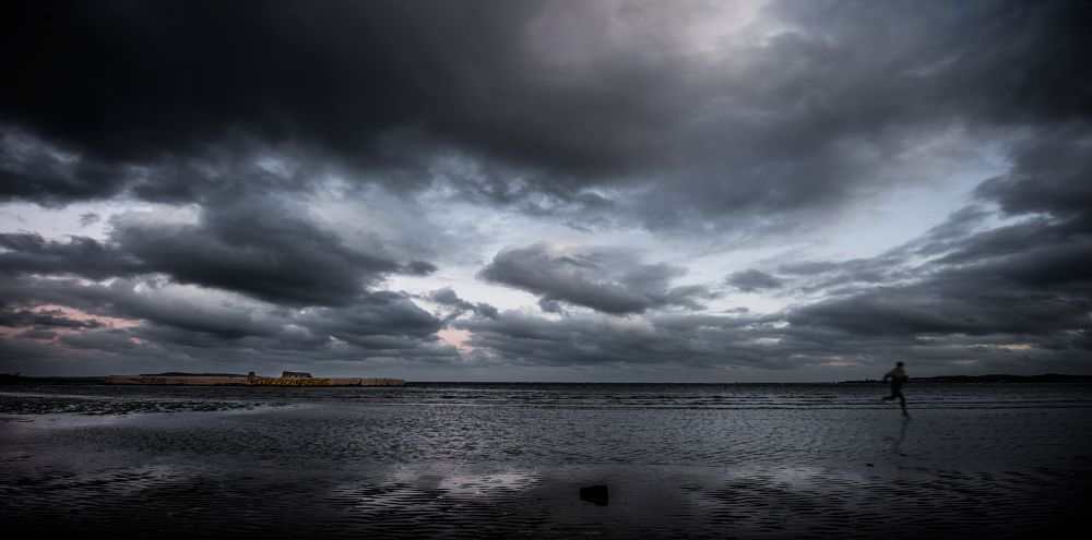 Photo in Landscape #sandymount dublin
