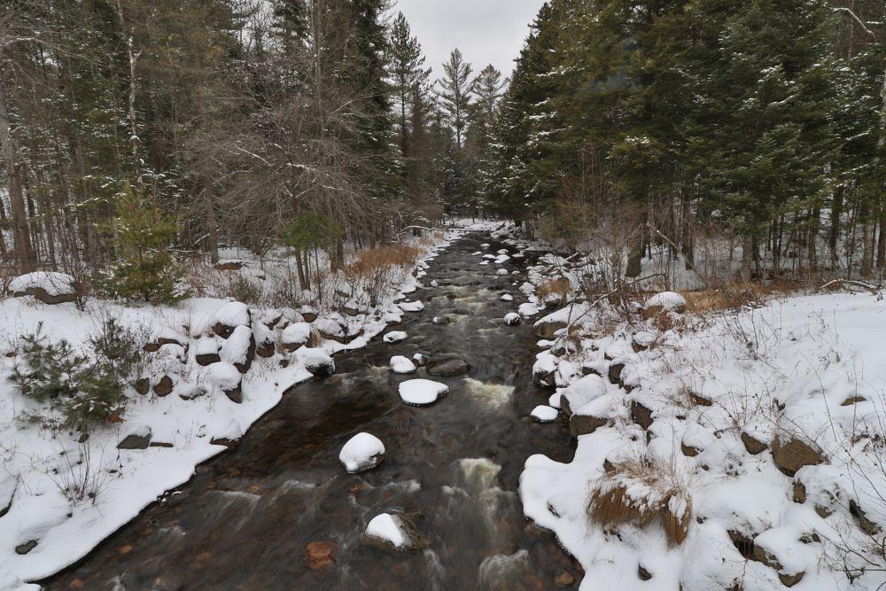 Photo in Landscape #winter #snow #new york #mountains #dacks #creek #adks #adirondacks #2016