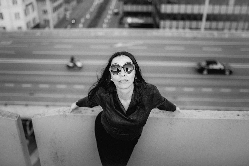 Photo in Black and White #zürich #blackandwhite #photo