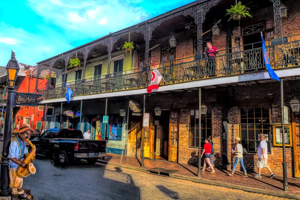 Photo in Street Photography #composite #digital art #dmc-zs10 #stree photography #colors #new orleans