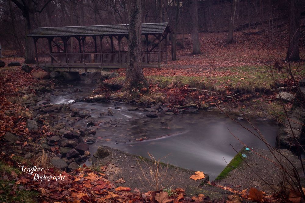 Photo in Nature #long exposure #river #nature #outdoor #water #long #exposure #neutral density filter #beauty #rocks #tree #concrete #brige #covered #covered bridge