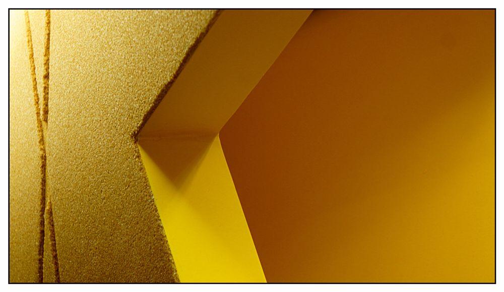 Photo in Architecture #cor #amarelo #textura