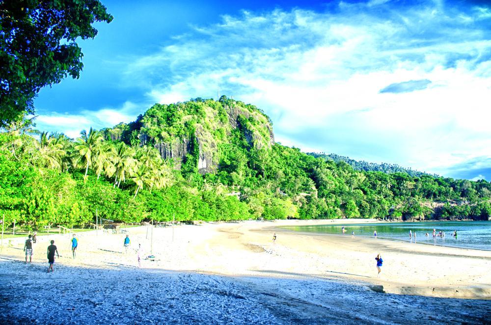 Photo in Nature #nikon #d5100 #18-5 #beach #mountain