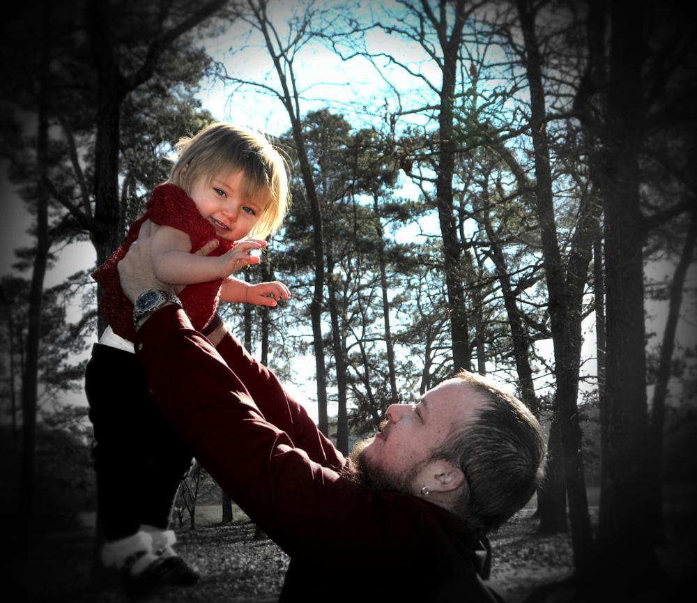 Photo in Portrait #love #father #child