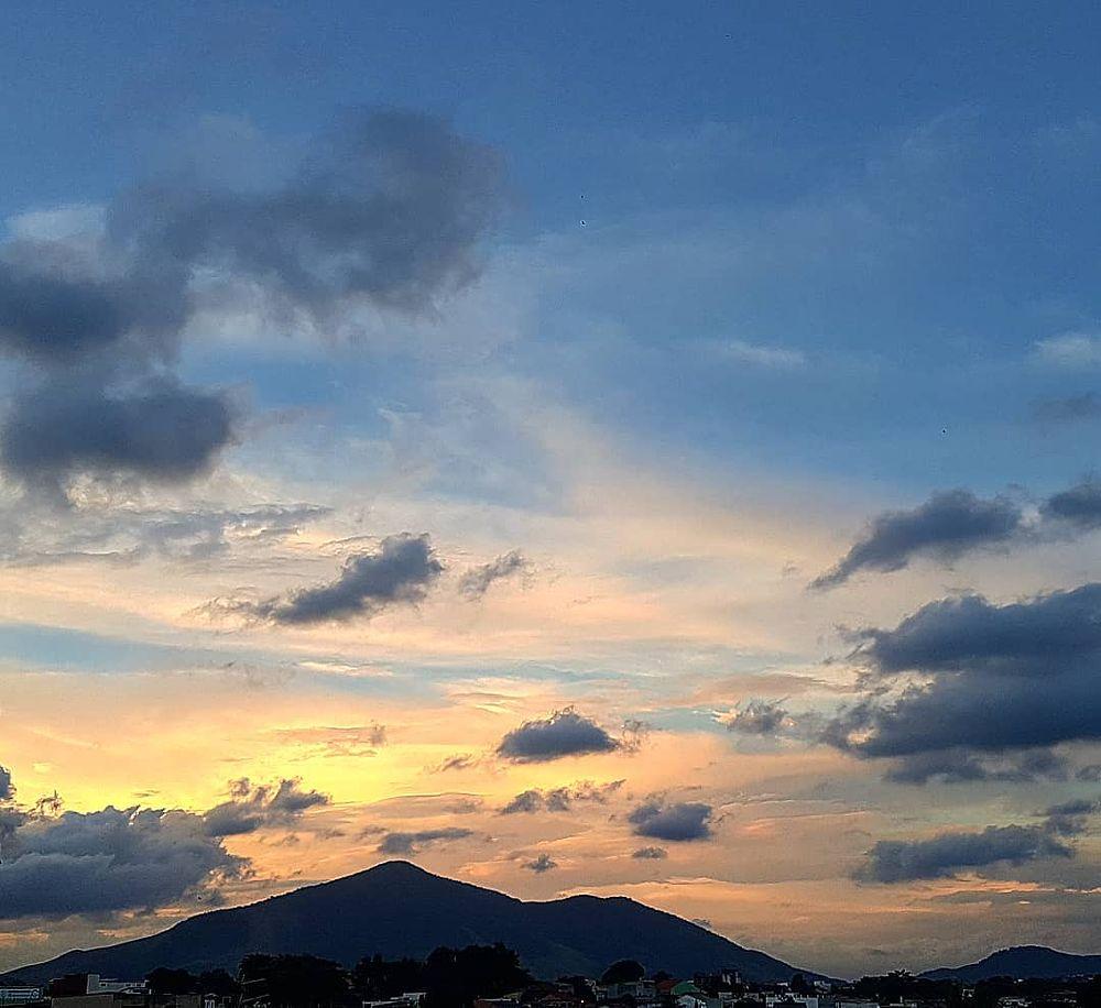 Photo in Random #nature #landscape #mountain #sky #cloud