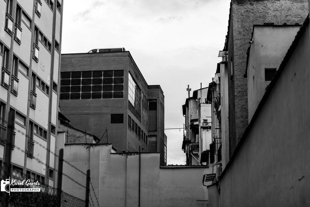 Photo in Black and White #deadendstreet