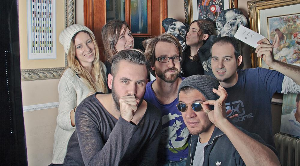 Photo in Portrait #friends #grupo #team