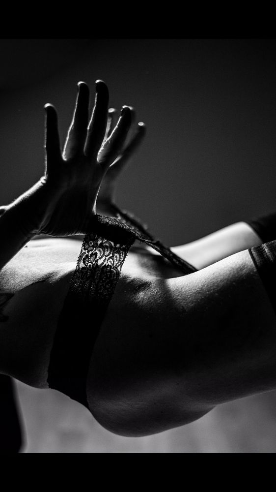 Photo in Nude #inner cinema #kopfkino #boudoir #dessous
