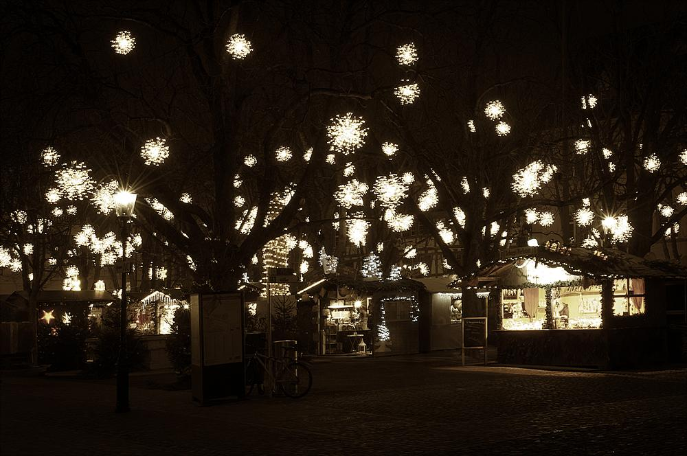 Photo in Cityscape #schweiz #switzerland #basel #münster #outdoor #winter #christmas #x-mas #xmas #weihnachten #nikon #night #d300s