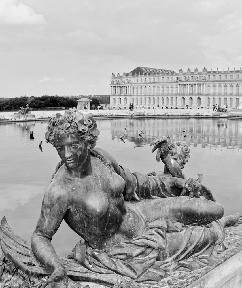 Photo in Architecture #versailles #castle