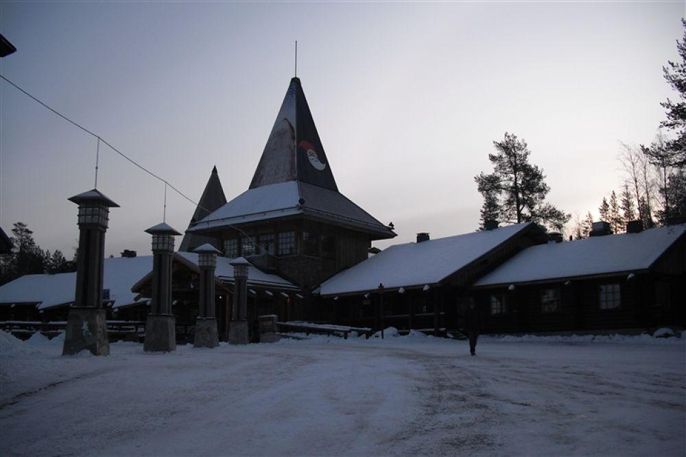 Photo in Random #santa #village #clause