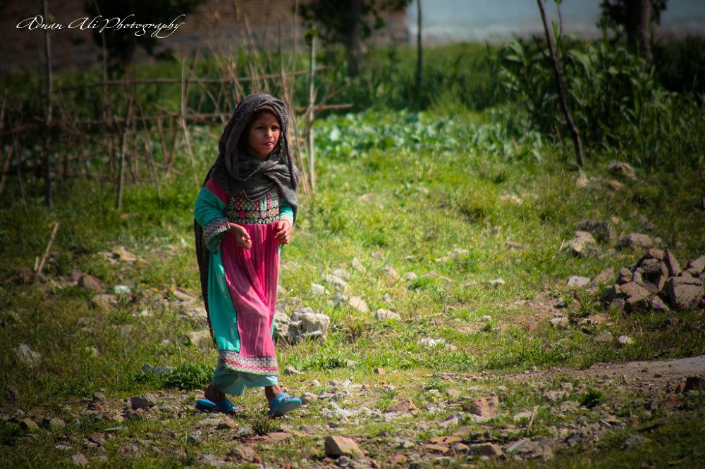 Photo in Journalism #abbottabad #osama bin laden #afghan girl #journalism #walk #bilal town #pakistan