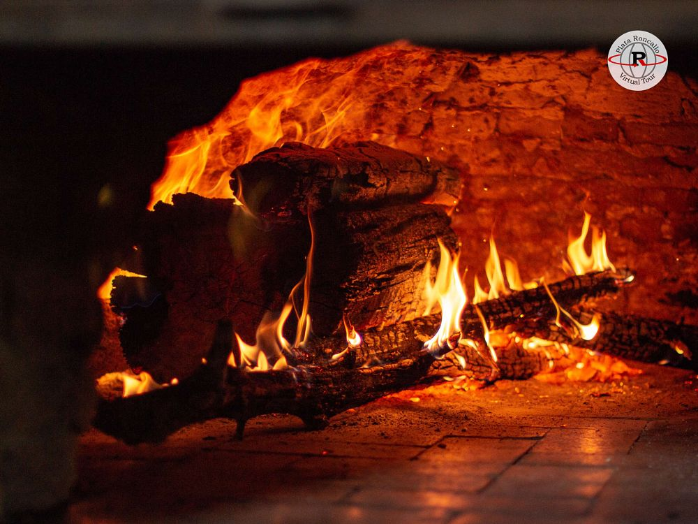 Photo in Random #wood oven #wooden oven #oven #wood #charcoil #flame #kitchen #fire