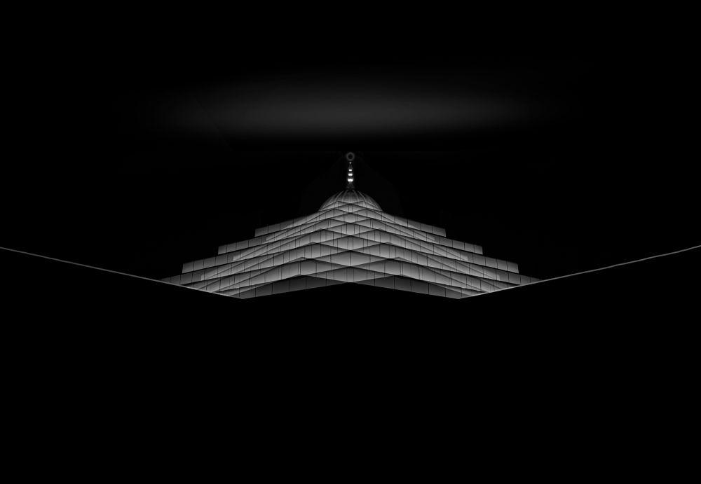 Photo in Architecture #b&w #architectural