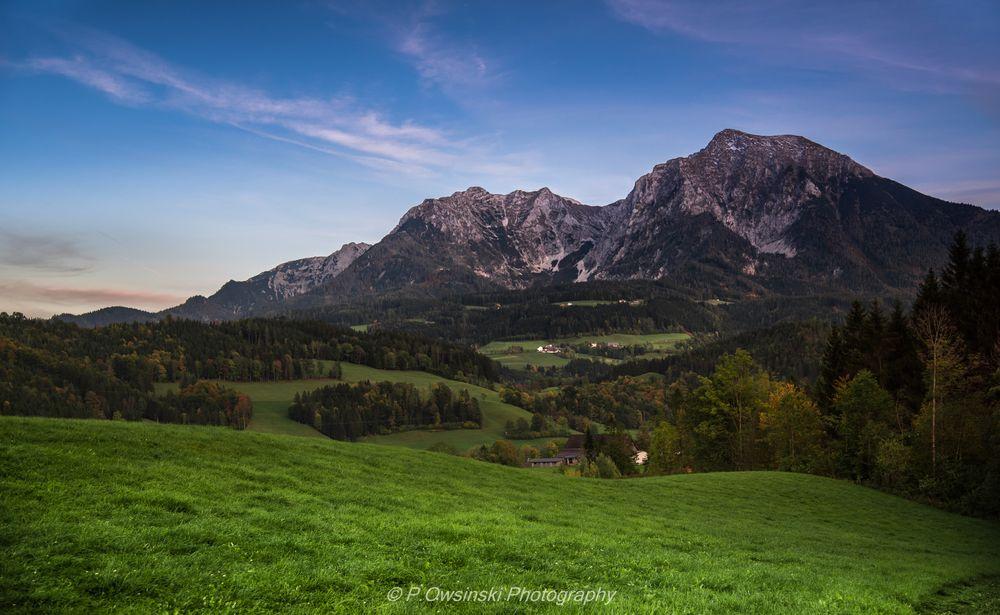 Photo in Landscape #landscape #mountain #nature #sky #green