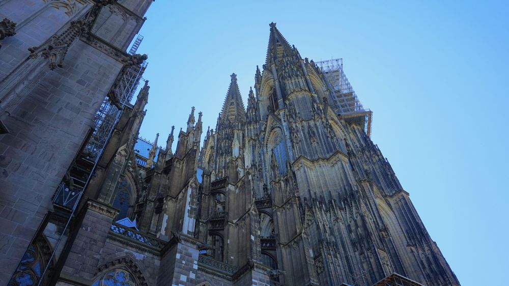 Photo in Random #photography #love #pretty #cologne #cathedral