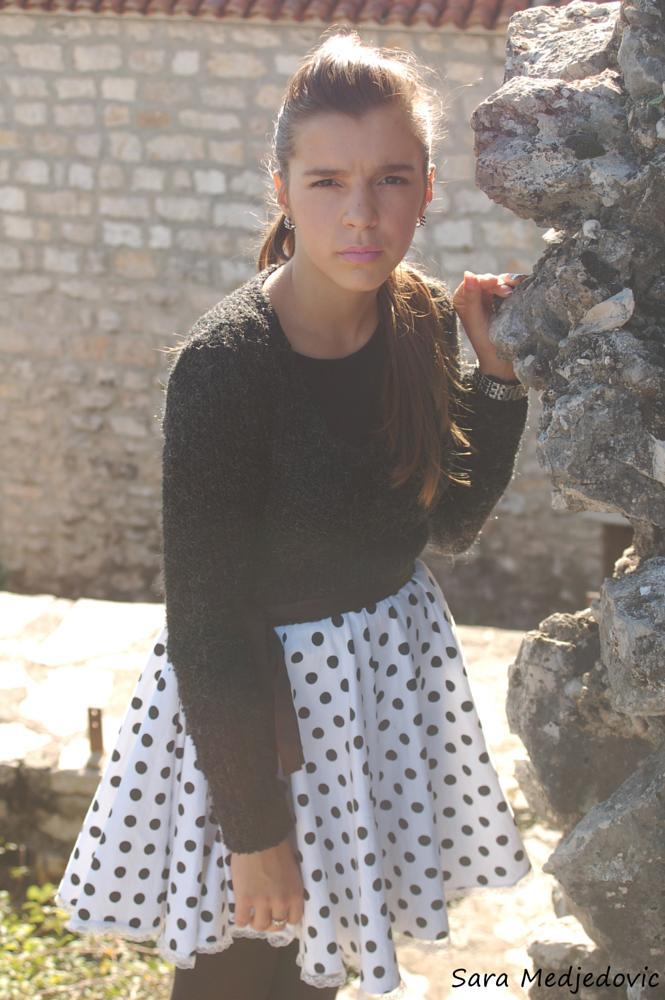 Photo in Portrait #girl portrait nature montenegr