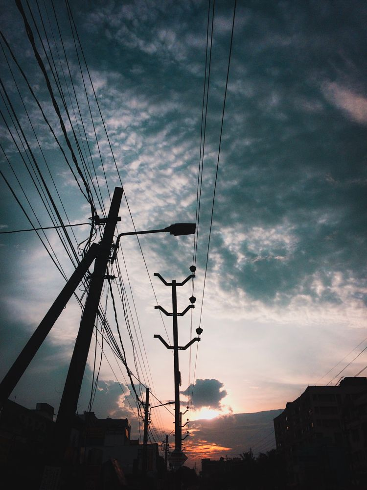 Photo in Street Photography #evening #sunset #city #streets #street photography