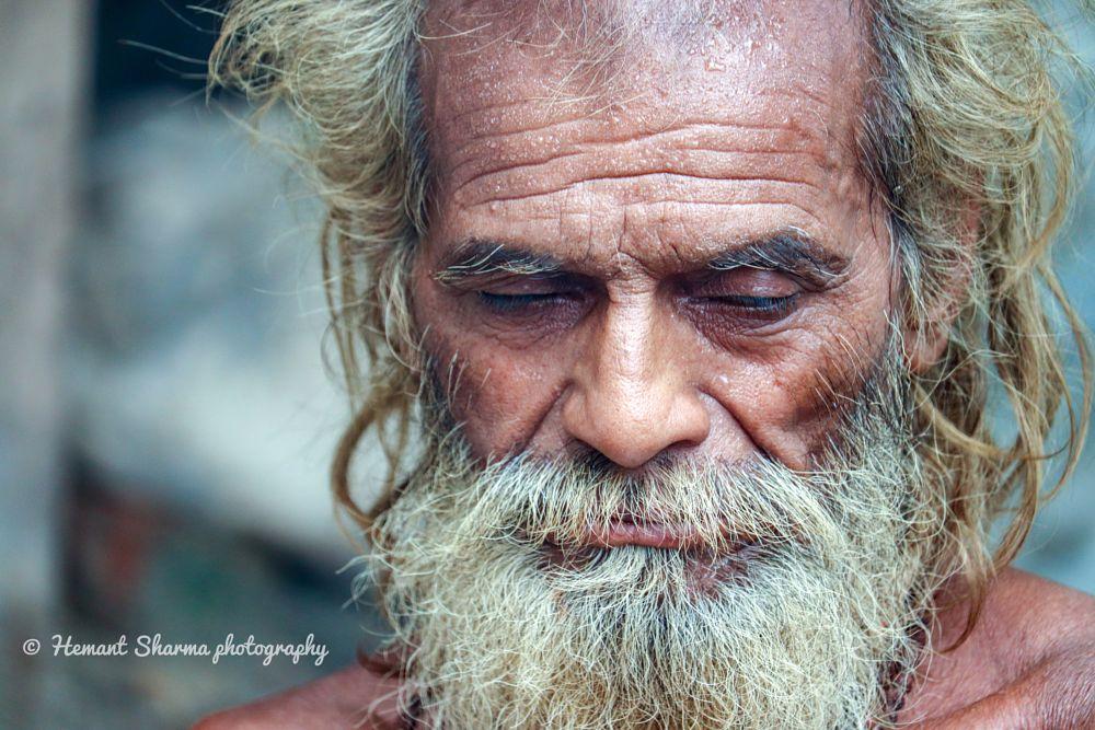 Photo in Portrait #@the_hemant_sharma