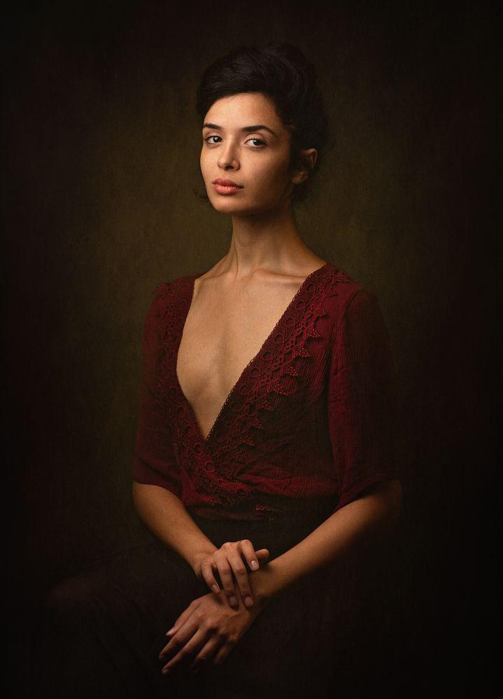 Photo in Portrait #woman #portrait