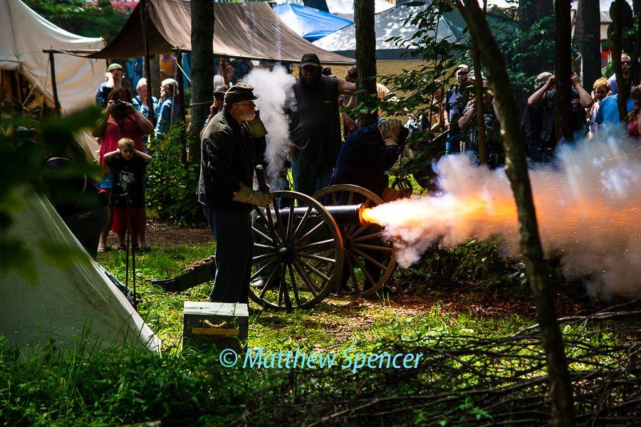 Photo in Random #kinzuaheritagefestival #pafestivals #civilwar