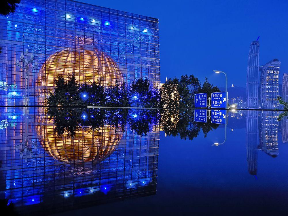 Photo in Cityscape #chongqing #reflections #china #kina #sichuan