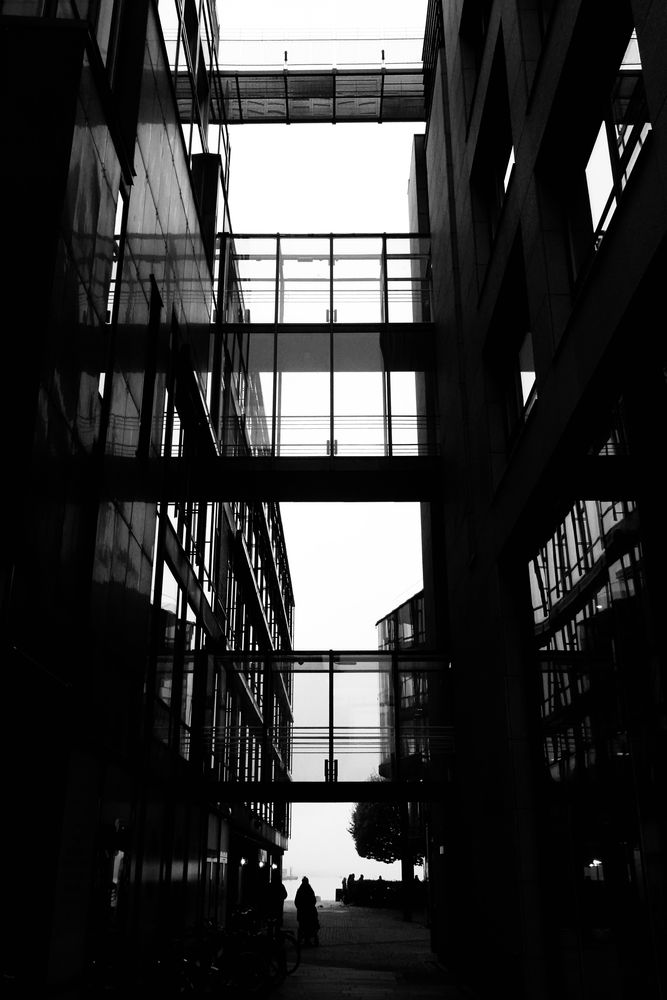 Photo in Black and White #oslo #blackandwhite #architecture #norway #rx100