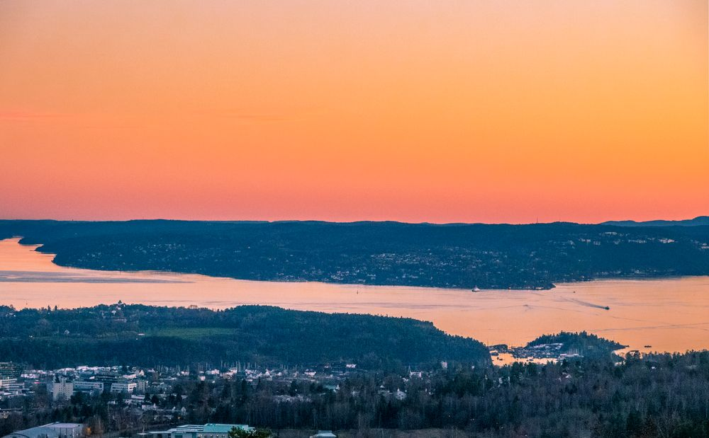 Photo in Landscape #oslo #akershus #fjord #sea #nesodden #landscape