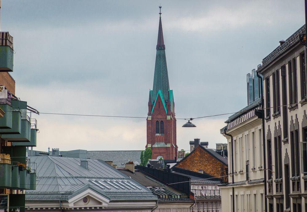 Photo in Cityscape #oslo #architecture #norway #rx100 #cityscape