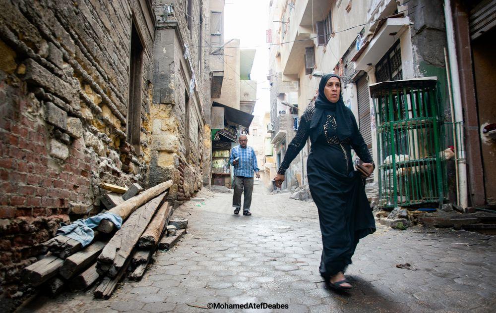 Photo in Street Photography #street #woman #man #cairo #travel #documentary #street photography