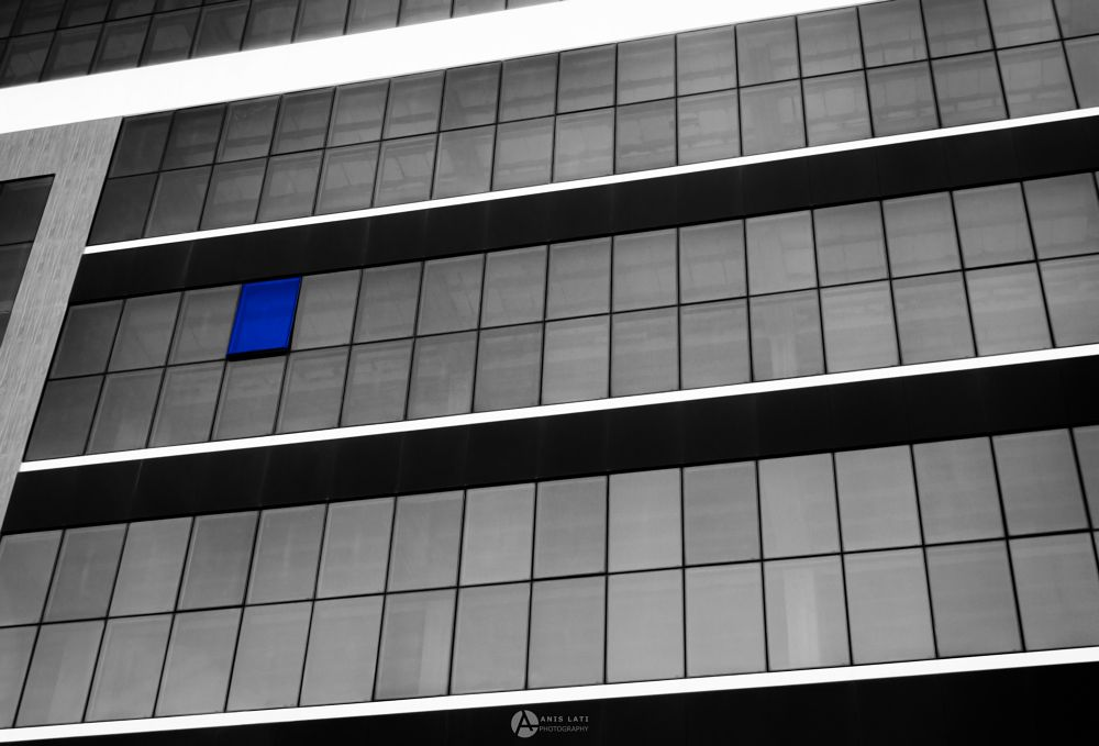 Photo in Black and White #glass #color #style #photography #concept #canon #black and white