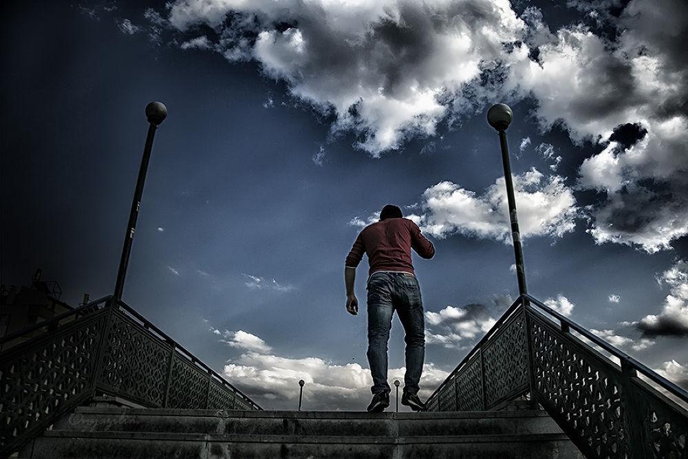 Photo in Random #konya #geçit #üst #gökyüzü #köprü