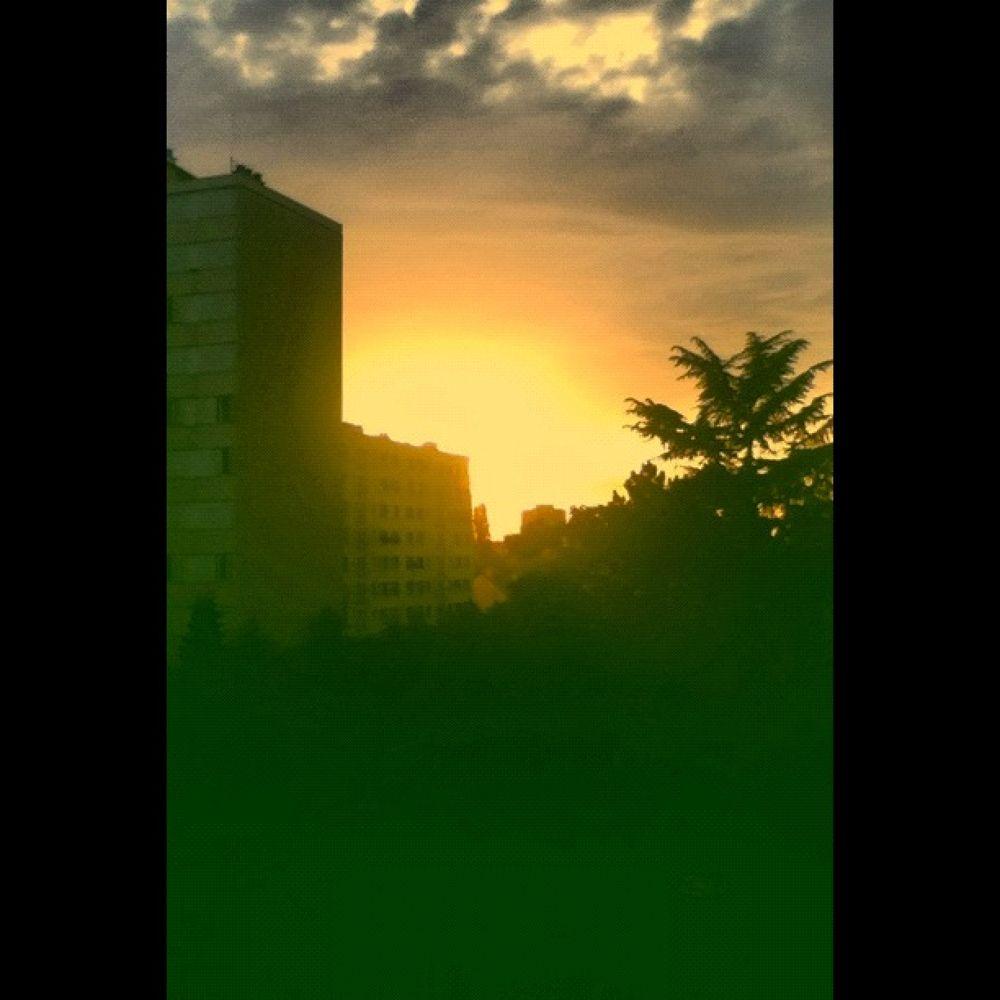 Photo in Random #photography #sky #sunset #moment #precious