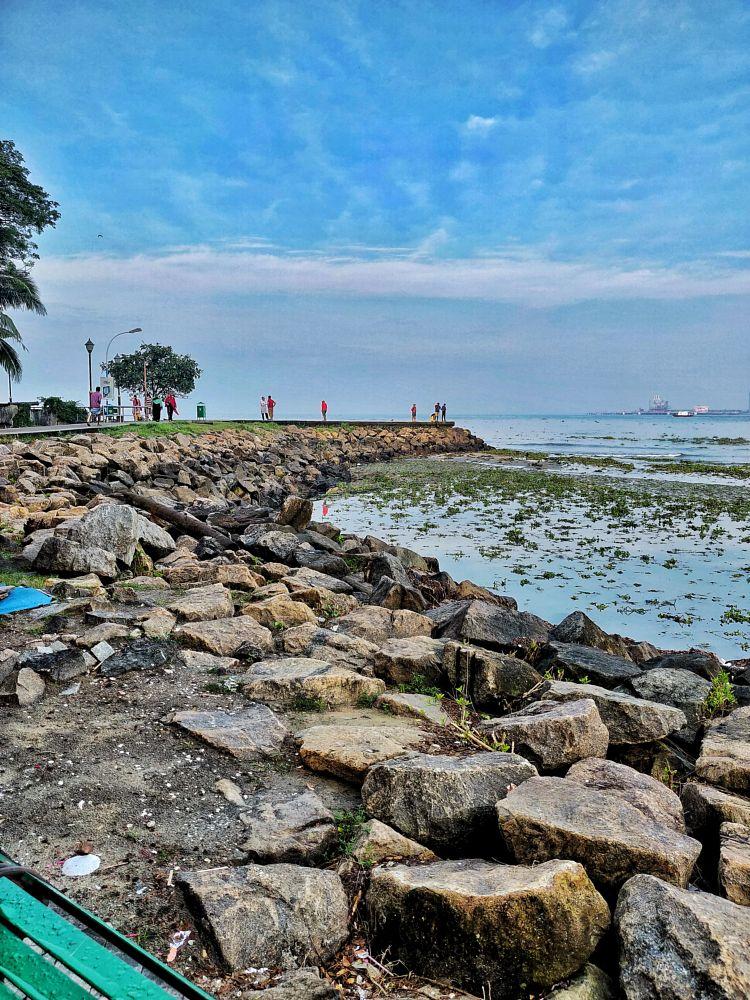 Photo in Sea and Sand #kochi #kerela #fort