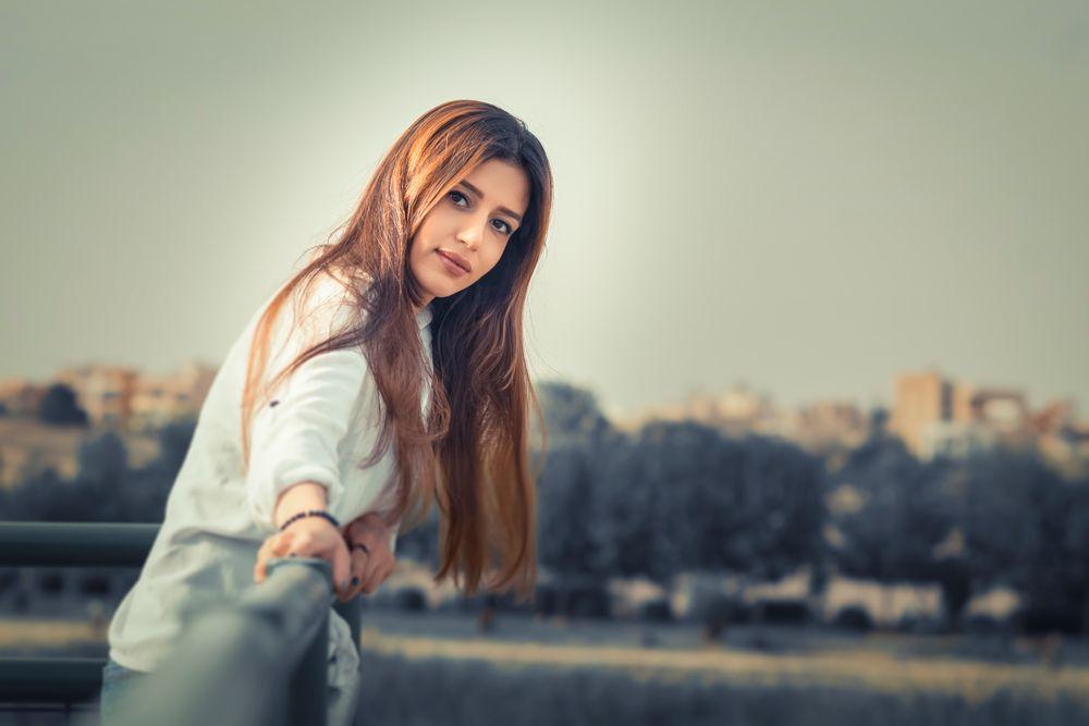 Photo in Portrait #portrait #girl #beauty #fineart #look #face #cute #color #light